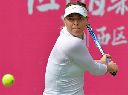 Sharapova vô địch Giải Thiên Tân, hưởng vị ngọt sau án phạt