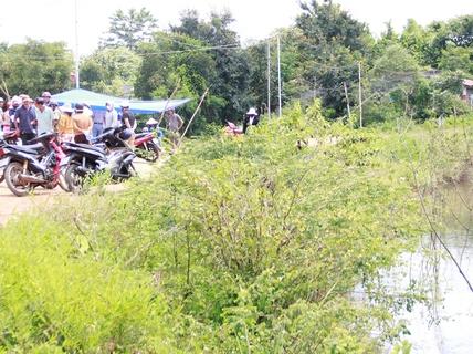 Đi câu cá, tá hỏa phát hiện thi thể phụ nữ nổi trên hồ