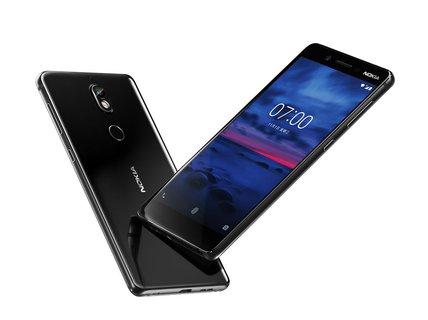 Nokia 7: Kính 2 mặt, RAM 6 GB giá gần 400 USD