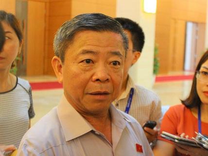 Ông Võ Kim Cự không còn là đại biểu Quốc hội