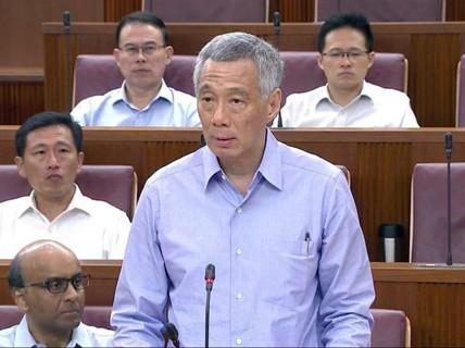 Thủ tướng Singapore không kiện các em
