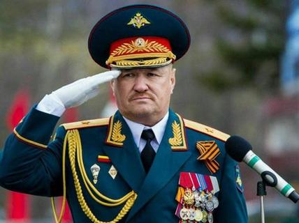 """Tướng tử trận ở Syria, Nga đổ lỗi cho Mỹ """"hai mặt"""""""