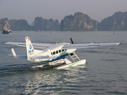 Sẽ có đường bay ra đảo Cô Tô bằng thủy phi cơ