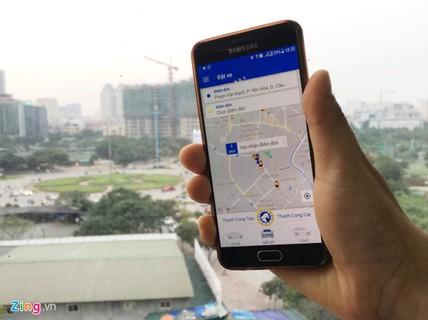 Vì sao taxi truyền thống thất bại với app gọi xe?