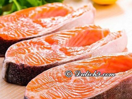 Tổng hợp những mẹo tránh ngộ độc hải sản khi du lịch