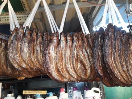 Đặc sản Thái Lan, Campuchia đổ bộ chợ truyền thống