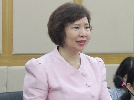 Thủ tướng miễn nhiệm chức Thứ trưởng của bà Hồ Thị Kim Thoa