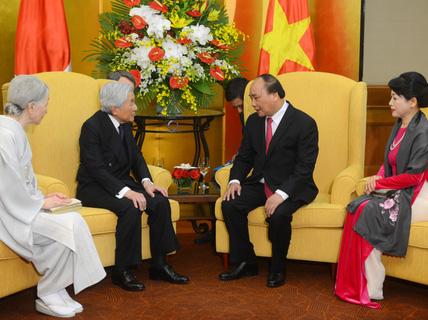 Xung lực mới thúc đẩy hợp tác Việt Nam - Nhật Bản