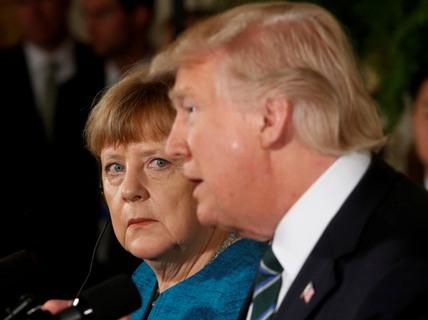 Khoảng cách Mỹ - Đức còn xa