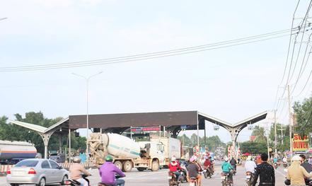 Nhìn Cai Lậy, BOT tuyến tránh Biên Hòa chuẩn bị phương án đối phó