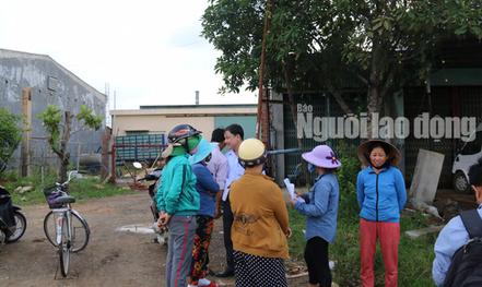 Cơ sở bột liệm tử thi phớt lờ chỉ đạo của tỉnh Quảng Nam