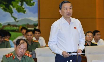 Bộ trưởng Tô Lâm: Thông tin lấy nội tạng tử tù Nguyễn Hải Dương là thất thiệt