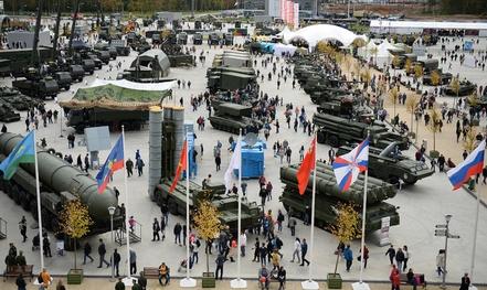 Vũ khí Nga: Tương lai ảm đạm