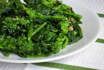 Giải thích thêm bằng chứng về lợi ích của rau xanh