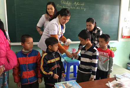 Người Việt mất 1,5 triệu lít máu/năm vì giun