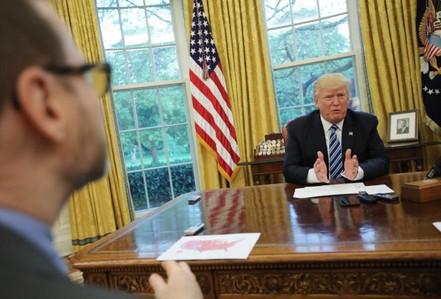 TT Trump bất ngờ mở lời về tuổi trẻ của ông Kim Jong-un