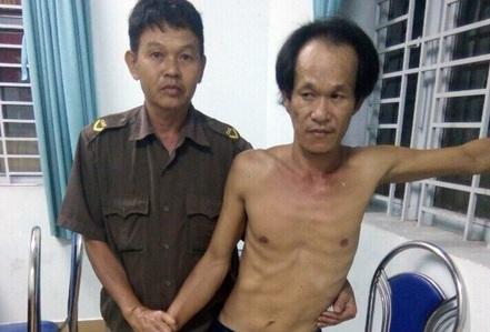Công an Tây Ninh khống chế, bắt kẻ bị truy nã