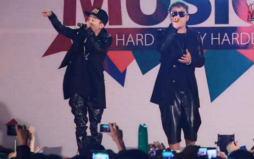 Mr.T và Yanbi hát chế lời tục tĩu bài
