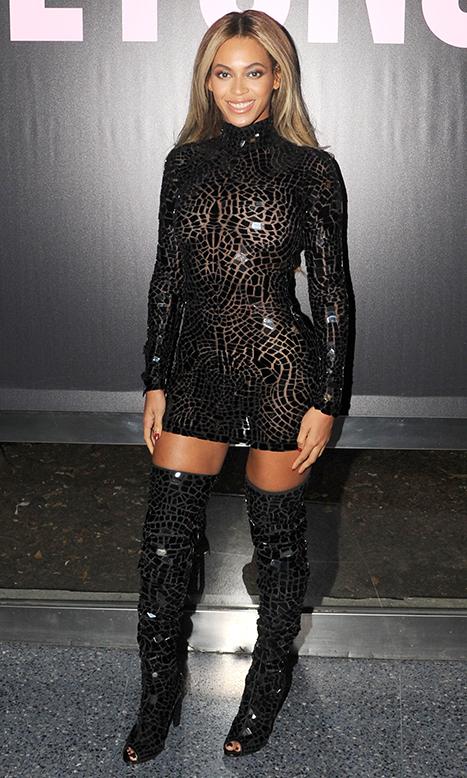 Beyonce quyến rũ