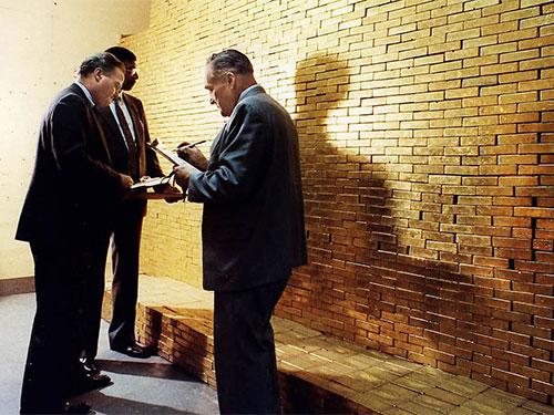 Cục Dự trữ Liên bang Mỹ đang cất giữ một lượng lớn vàng của Đức Ảnh: DPA