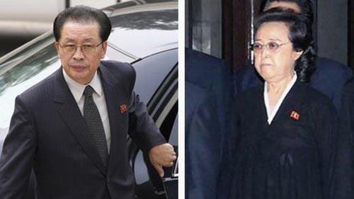 Ông bà Jang Song-thaek Ảnh: REUTERS