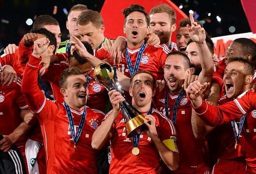 Bayern Munich vô địch World Cup các CLB 2013