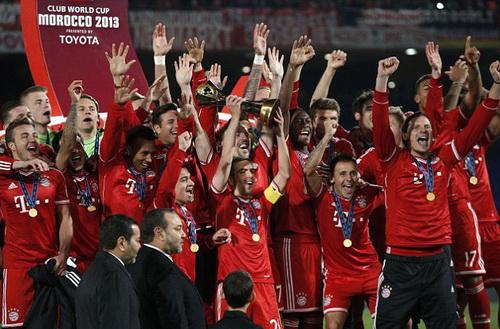Bayern Munich và danh hiệu vô địch World Cup lần đầu tiên