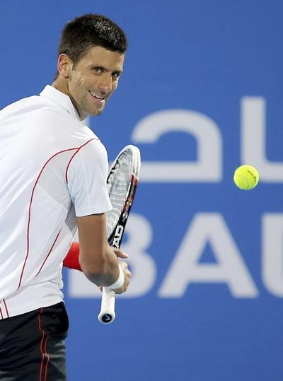 Djokovic lần thứ ba vô địch giải Mubadala
