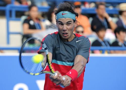 Thua nhanh ở bán kết, Nadal khiến người hâm mộ bị sốc
