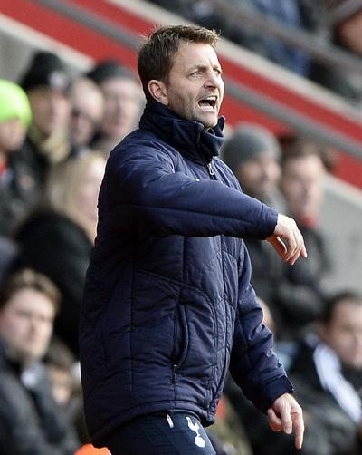 Tim Sherwood sẽ dẫn dắt Tottenham trong 18 tháng