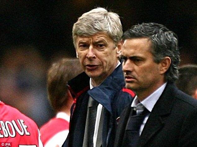 Cuộc chiến giữa Arsenal và Chelsea luôn nóng cả trong và ngoài sân cỏ