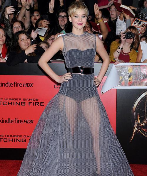 Vẻ đẹp Jennifer Lawrence