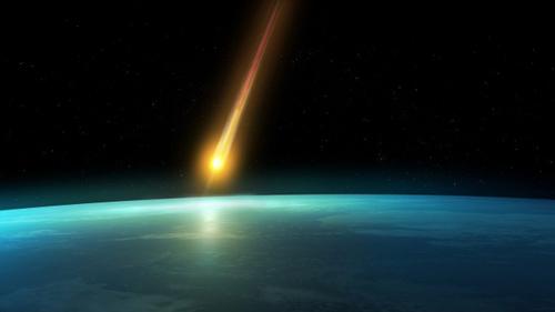"""""""Khi rác không gian quay lại trái đất, đôi khi chúng có thể trông giống như một ngôi sao"""""""
