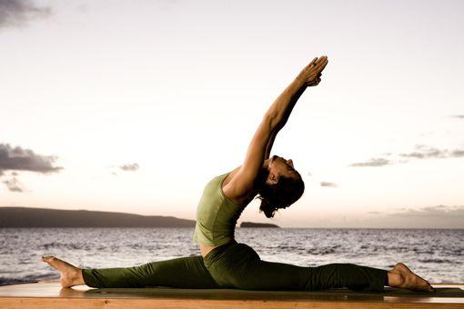 Yoga phát huy tác dụng chỉ sau 3 tháng tập