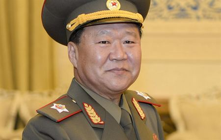 General Choe Ryong-hae is now the power behind the throne in North Korea, Ahn's source claims. (Photo/CNS)