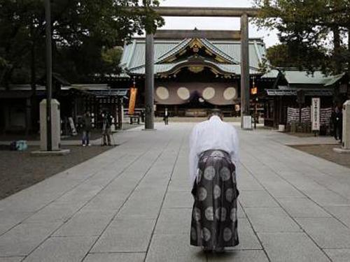 Ngôi đền Yasukuni
