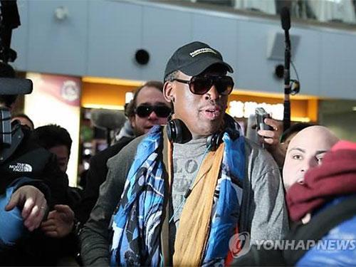 Rodman xác nhận rằng ông sẽ trở lại Triều Tiên vào tháng tới  để tổ chức một trận đấu bóng rổ mừng dịp sinh nhật của ông Kim Jong-un.