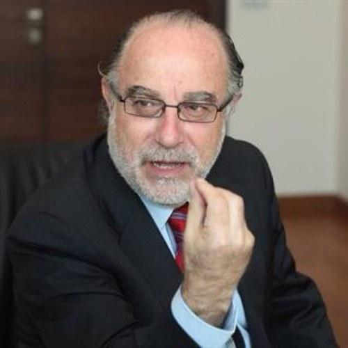 Ông Mohamad Chatah.  Ảnh: Twitter