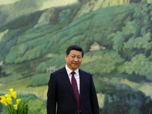 Từ khi lên nắm quyền, Chủ tịch Tập Cận Bình đã đẩy mạnh cuộc chiến chống tham nhũng Ảnh: REUTERS