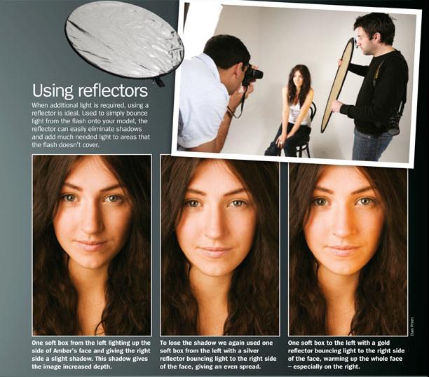 7-cFree portrait lighting cheat sheet.