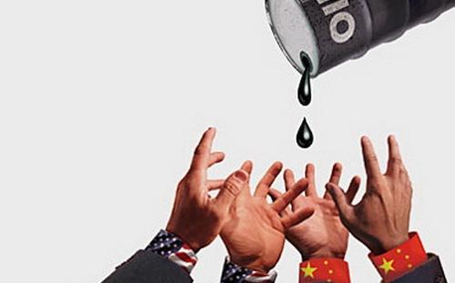 Mỹ dần vươn lên vị trí nước sản xuất dầu lớn nhất thế giới. Trong khi đó, nhân lúc giá dầu thô thế giới xuống mức đáy của hơn 4 năm và chưa có dấu hiệu sẽ sớm ngừng giảm, Trung Quốc đang đẩy nhanh việc xây dựng một kho dự trữ dầu lửa chiến lược.
