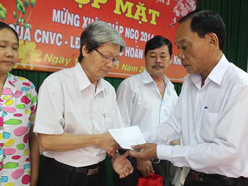Hoạt động chăm lo cho công nhân được các cấp Công đoàn TP HCM duy trì thường xuyên