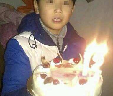 Yu Yanan lúc còn nhỏ