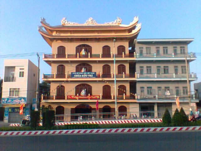 Chùa Bửu Trì, nơi bé gái sơ sinh bị bỏ rơi