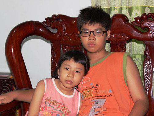 Hai cháu bé mất tích đã tìm thấy, đang ở nhà riêng trên đường Hoàng Hoa Thám (quận Tân Bình).