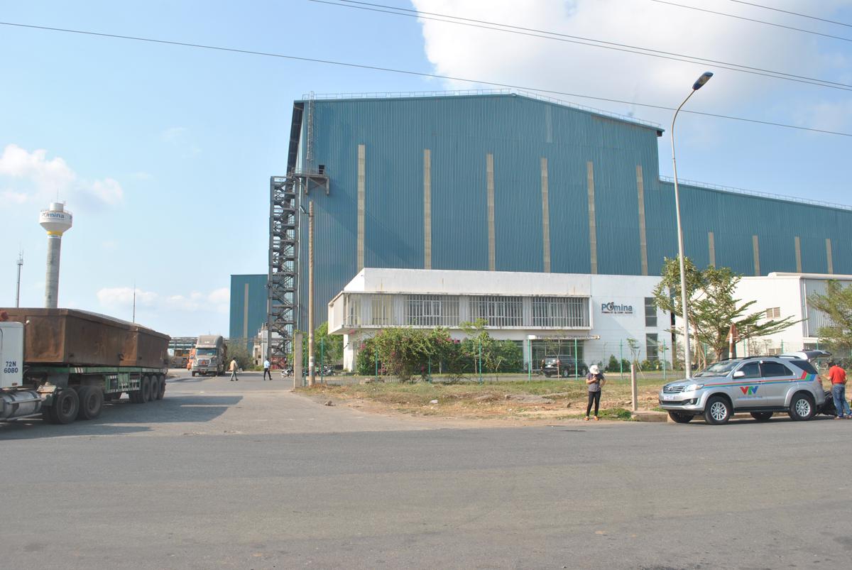 Nhà máy thép Pomina 3