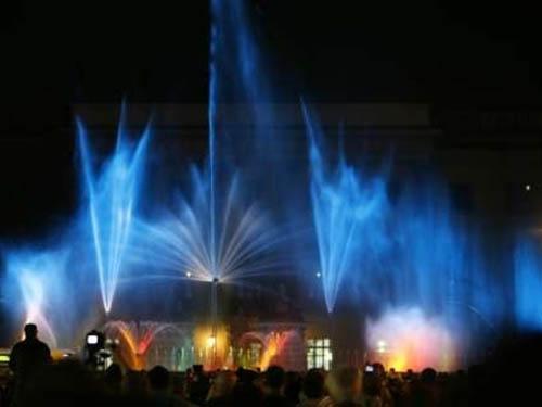 Một lễ hội ánh sáng hoành tráng trên thế giới