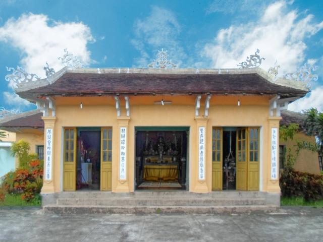 Chùa Giác Lâm (TP Huế) vừa mới mất 4 tượng cổ