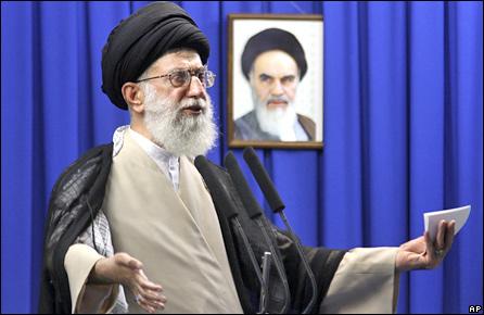 Lãnh tụ tinh thần Iran, Đại giáo chủ Ayatollah Ali Khamenei