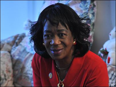 Bà Zeituni Onyango. Ảnh: AP